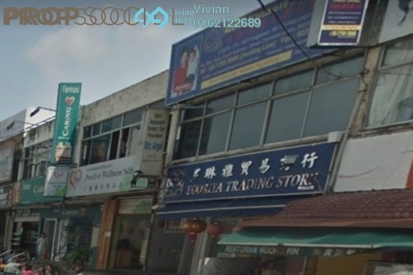 For Sale Shop at Taman OUG, Old Klang Road Freehold Unfurnished 0R/4B 2.28m