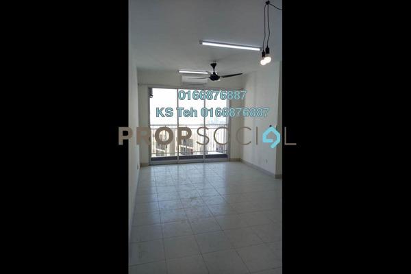 For Rent Apartment at Residensi Pandanmas 2, Pandan Indah Freehold Semi Furnished 3R/2B 1.2k