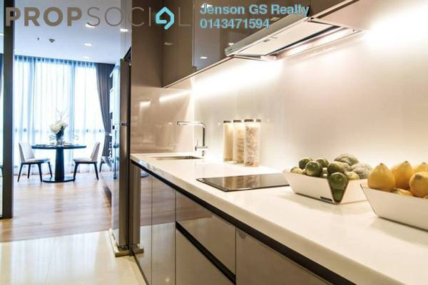 For Sale Condominium at Tuan Residency, Jalan Ipoh Freehold Unfurnished 3R/2B 458k