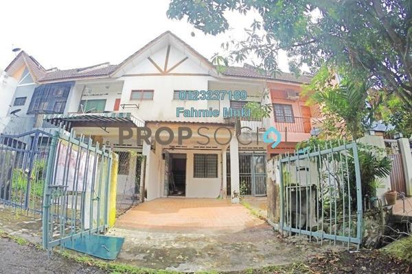 For Sale Terrace at Taman Koperasi Cuepacs, Bandar Sungai Long Freehold Unfurnished 4R/3B 460k