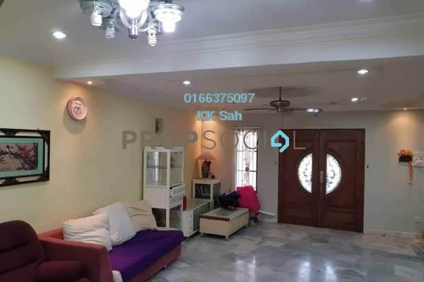 For Sale Terrace at Taman Desa Mewah, Semenyih Freehold Semi Furnished 4R/3B 465k