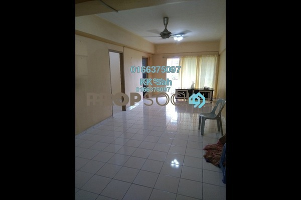 For Sale Condominium at Ketumbar Heights, Cheras Freehold Semi Furnished 3R/2B 318k
