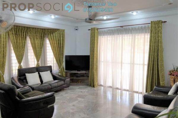 For Sale Terrace at USJ 4, UEP Subang Jaya Freehold Semi Furnished 4R/3B 1.38m