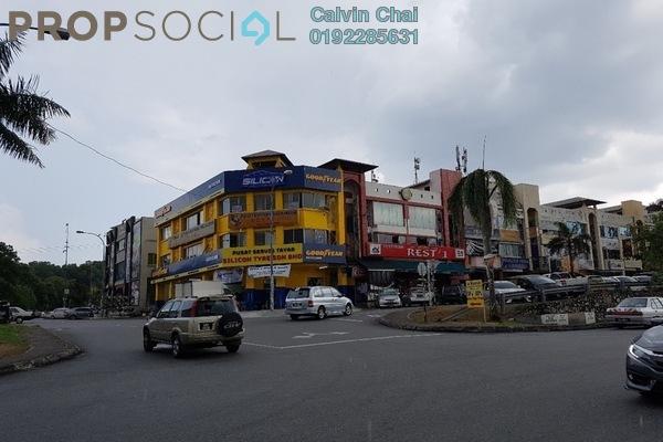 For Rent Shop at Taman Kajang Prima, Kajang Freehold Unfurnished 0R/0B 3k