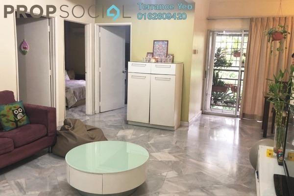 For Sale Apartment at Sri Anggerik 2, Bandar Kinrara Freehold Unfurnished 3R/1B 290k