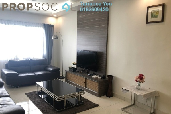 For Sale Condominium at Koi Kinrara, Bandar Puchong Jaya Freehold Fully Furnished 3R/2B 520k