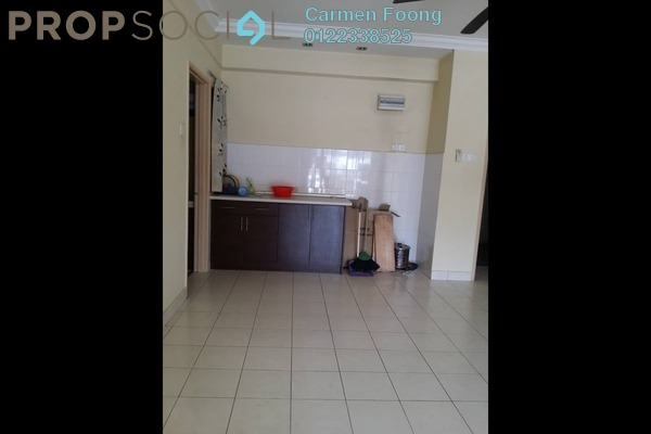 For Sale Condominium at Glen View Villa, Cheras Leasehold Semi Furnished 3R/2B 370k