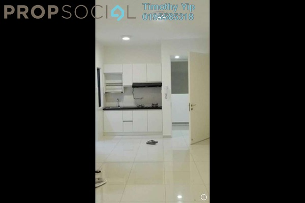 For Sale Condominium at Zeva, Bandar Putra Permai Freehold Semi Furnished 2R/2B 388k