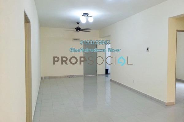 For Rent Condominium at Pelangi Condominium, Kajang Freehold Semi Furnished 3R/2B 1.4k