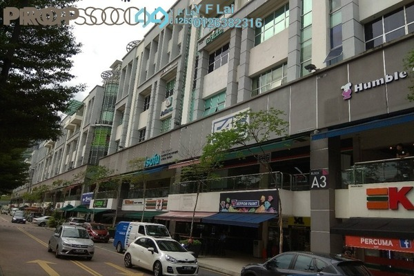 For Rent Shop at Solaris Dutamas, Dutamas Freehold Semi Furnished 0R/0B 12k