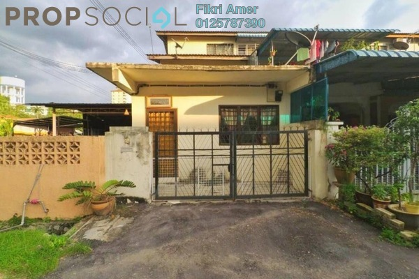 For Sale Terrace at Taman Sri Jelok, Kajang Leasehold Unfurnished 3R/2B 430k