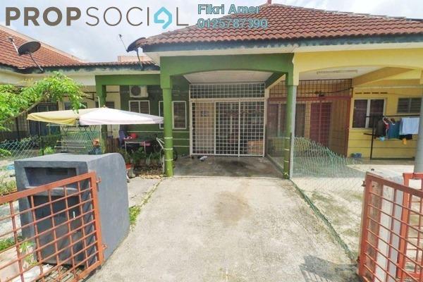 For Sale Terrace at Bandar Seri Ehsan, Banting Leasehold Unfurnished 3R/2B 250k
