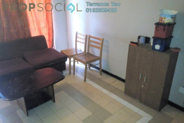 For Sale Apartment at Lafite Apartment, Subang Jaya Freehold Semi Furnished 3R/2B 430k
