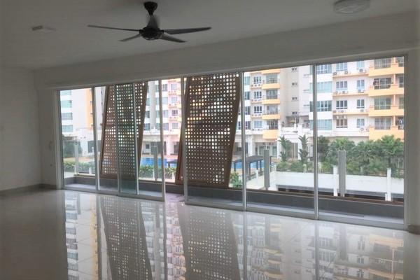 For Rent Condominium at Arte KL, Kuchai Lama Freehold Semi Furnished 3R/3B 2.3k