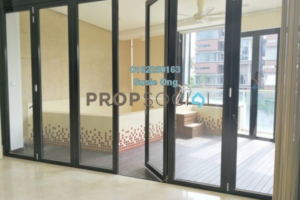 For Sale Condominium at Gallery U-Thant, Ampang Hilir Freehold Semi Furnished 3R/5B 3.58m
