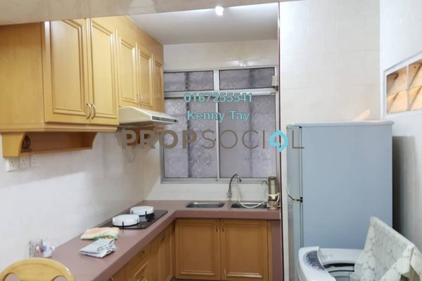 For Rent Apartment at Casa Magna, Kepong Freehold Semi Furnished 3R/2B 1.3k