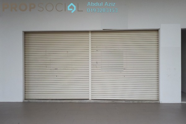 For Rent Shop at TTDI Adina, Shah Alam Freehold Unfurnished 0R/0B 2k