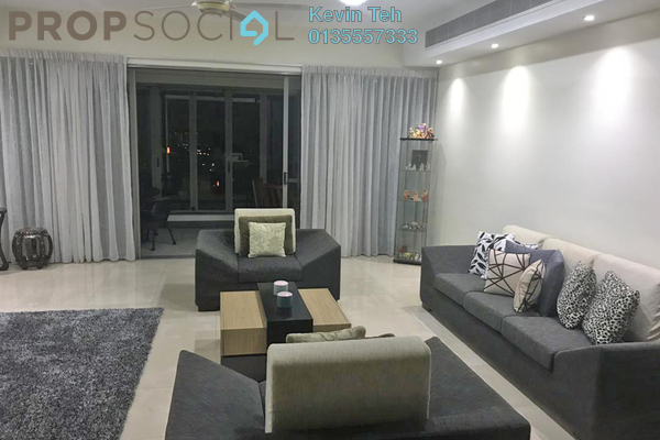 For Sale Condominium at 10 Mont Kiara, Mont Kiara Freehold Fully Furnished 4R/5B 3.47m