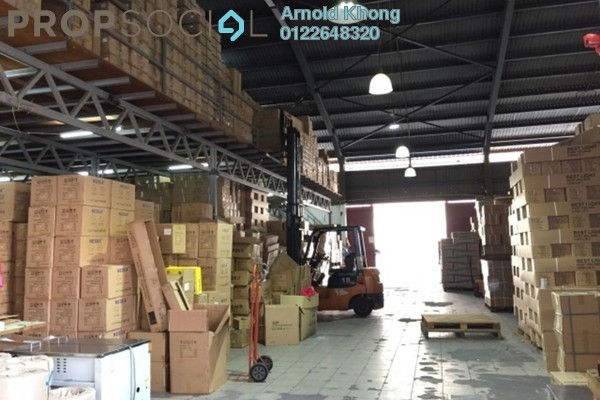 For Sale Factory at Taman Kepong, Kepong Freehold Unfurnished 0R/0B 8.9m