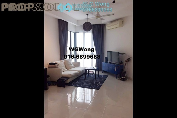 For Rent Serviced Residence at Tropicana City Tropics, Petaling Jaya Freehold Fully Furnished 2R/2B 2.25k