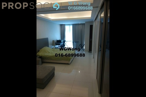 For Sale Serviced Residence at Cliveden, Sri Hartamas Freehold Fully Furnished 1R/1B 450k