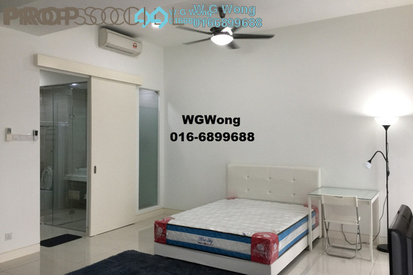 For Rent Serviced Residence at BayBerry Serviced Residence @ Tropicana Gardens, Kota Damansara Freehold Fully Furnished 1R/1B 2.05k