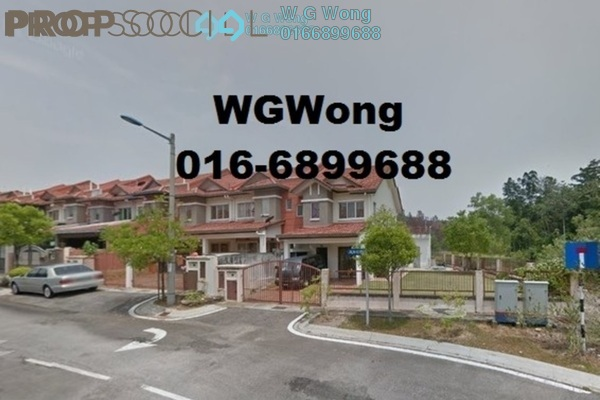 For Sale Terrace at Emerald West, Rawang Freehold Semi Furnished 4R/3B 480k