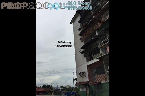 For Sale Apartment at Ampang Jaya, Ampang Leasehold Fully Furnished 2R/1B 98k