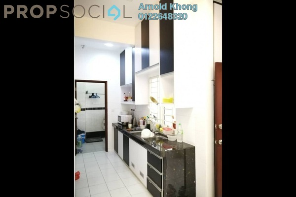 For Sale Apartment at Segar Courts, Cheras Freehold Fully Furnished 3R/2B 740k