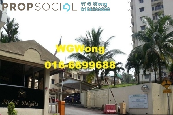 For Sale Condominium at Taman Midah, Cheras Freehold Fully Furnished 3R/2B 559k