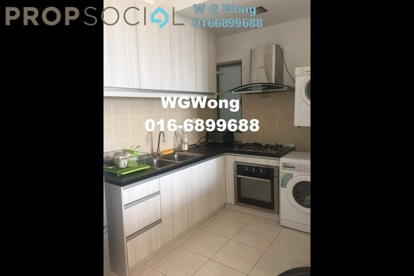 For Rent Serviced Residence at Tropicana City Tropics, Petaling Jaya Freehold Fully Furnished 2R/2B 1.95k