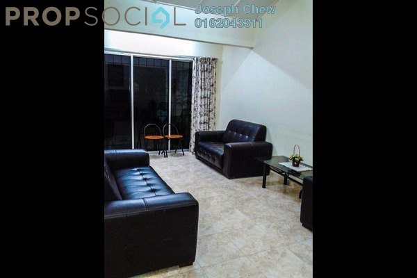 For Sale Apartment at Putra Intan, Dengkil Leasehold Semi Furnished 3R/2B 285k