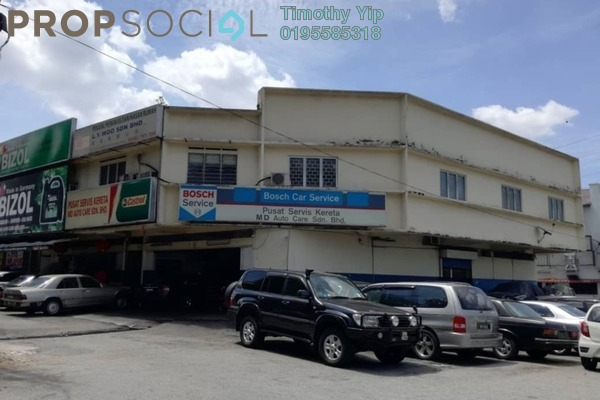 For Sale Shop at SS2, Petaling Jaya Freehold Semi Furnished 3R/3B 1.98m