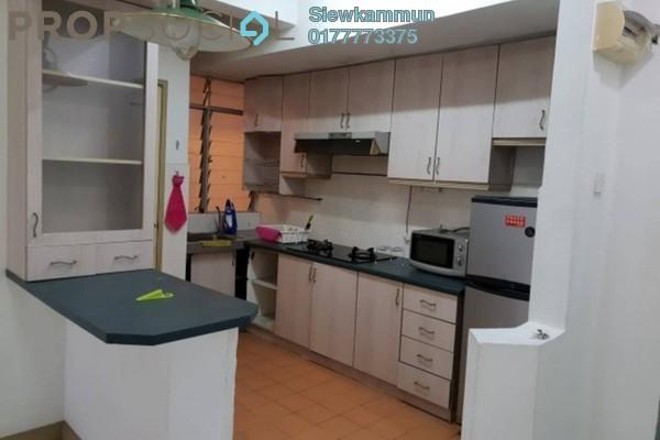 For Rent Apartment at D'Shire Villa, Kota Damansara Freehold Semi Furnished 3R/2B 1.4k