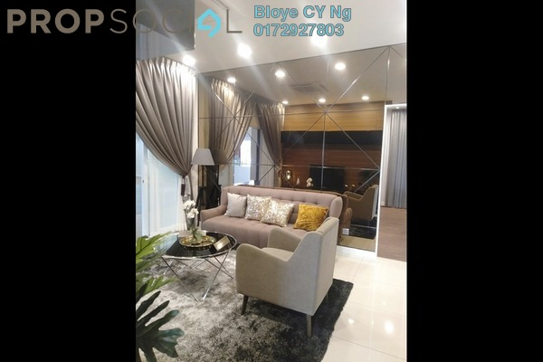 For Sale Condominium at Taman Puchong Prima, Puchong Leasehold Unfurnished 3R/2B 426k