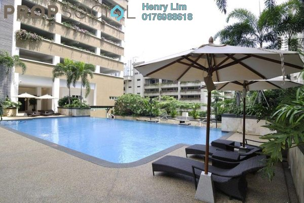 For Sale Condominium at Ceriaan Kiara, Mont Kiara Freehold Semi Furnished 3R/3B 900k