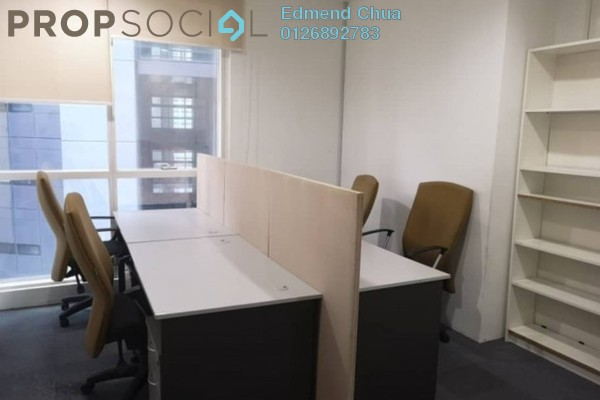 For Rent Office at Binjai 8, KLCC Freehold Fully Furnished 0R/0B 7.2k