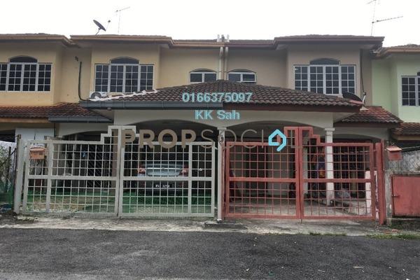 For Rent Link at Bandar Teknologi Kajang, Semenyih Freehold Semi Furnished 4R/3B 1.2k