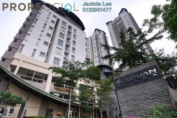 For Sale Condominium at Hijauan Kiara, Mont Kiara Freehold Semi Furnished 4R/4B 1.54m