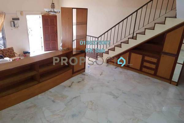 For Sale Terrace at SL7, Bandar Sungai Long Freehold Fully Furnished 4R/3B 600k