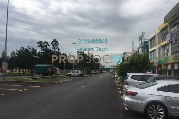 For Rent Shop at Bandar Botanic, Klang Freehold Semi Furnished 0R/0B 4.8k
