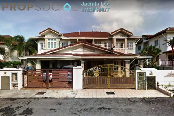For Sale Semi-Detached at BP11, Bandar Bukit Puchong Freehold Semi Furnished 6R/4B 912k