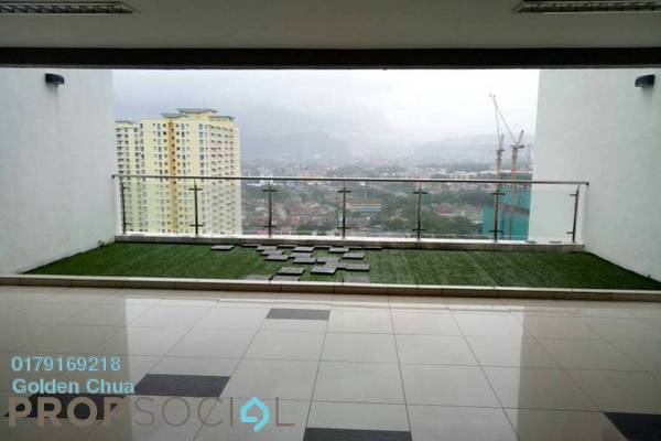 For Rent SoHo/Studio at ZetaPark, Setapak Freehold Unfurnished 1R/1B 1.25k