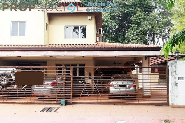 For Sale Terrace at Taman Mayang, Kelana Jaya Freehold Semi Furnished 5R/3B 1.18m