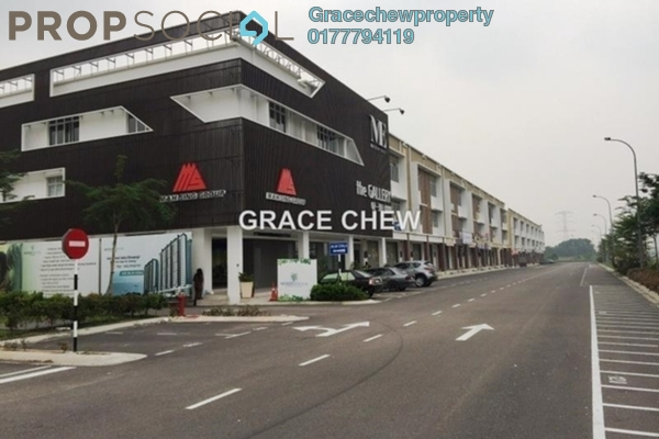 For Rent Shop at Taman Sierra Perdana, Masai Freehold Unfurnished 0R/0B 2.1k
