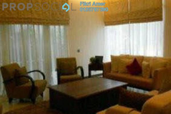 For Sale Bungalow at Setia Eco Park, Setia Alam Freehold Semi Furnished 5R/4B 2.65m