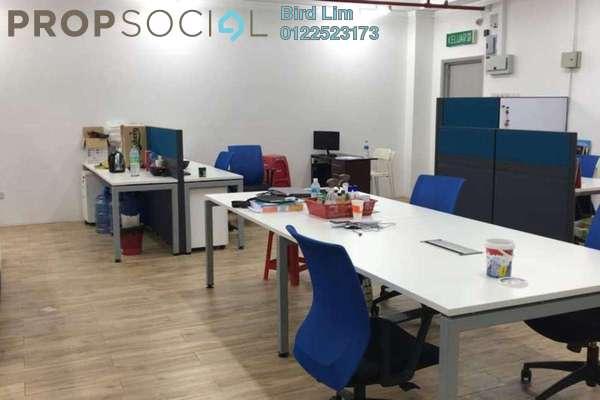 For Rent Office at 8trium, Bandar Sri Damansara Freehold Fully Furnished 0R/0B 2.18k