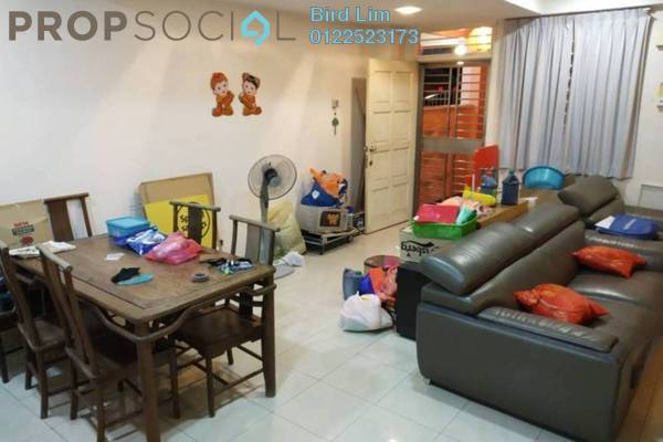 For Sale Terrace at Salak South Garden, Sungai Besi Freehold Semi Furnished 4R/3B 1.01m