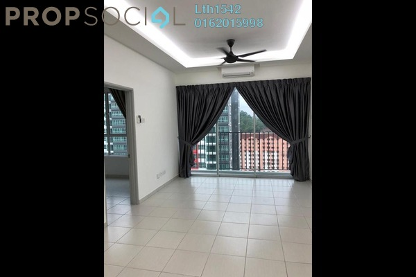 For Rent Condominium at The Zizz, Damansara Damai Freehold Semi Furnished 3R/2B 1.4k