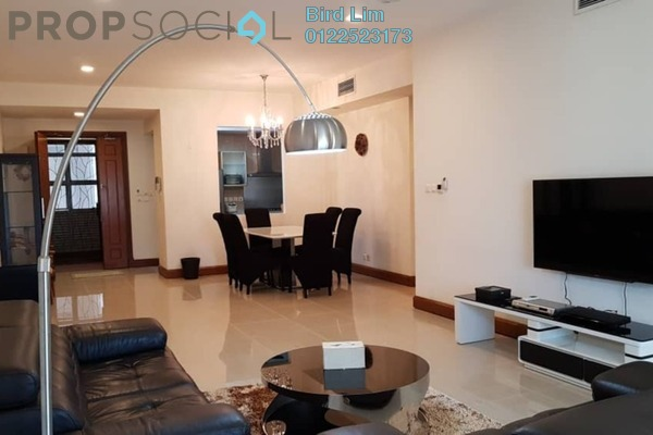 For Rent Terrace at Mont Kiara Aman, Mont Kiara Freehold Fully Furnished 3R/2B 5.2k